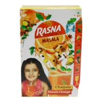 RASNA CHATPATA MASALA ORANGE 32 GLASSES 1.00 NO