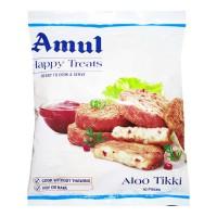 AMUL ALOO TIKKI 400.00 GM PACKET