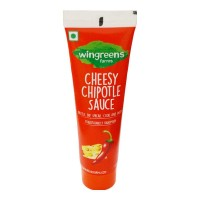 WINGREENS FARMS CHEESY CHIPOTLE SAUCE 100 GM