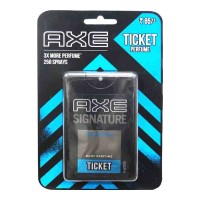 AXE SIGNATURE CHAMPION POCKET PERFUME 17 ML