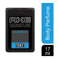AXE SIGNATURE CHAMPION POCKET PERFUME 17.00 ML