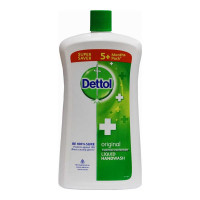 DETTOL ORIGINAL LIQUID HANDWASH 900.00 ML BOTTLE
