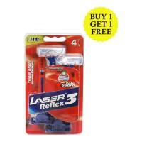 LASER REFLEX 3 RAZOR 4 PCS BUY 1 GET 1 FREE
