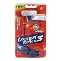 ONDOOR LASER REFLEX 3 RAZOR 4 PCS BUY 1 GET 1 FREE 1.00 NO