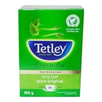 ONDOOR TETLEY LONG LEAF PURE ORIGINAL GREEN TEA 100 GM BUY 1 GET 1 FREE 1.00 NO