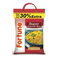 FORTUNE SUPER BASMATI RICE 5.00 KG