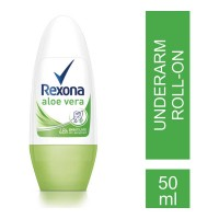 REXONA ALOE VERA UNDERARM ROLL ON WOMEN DEO 50 ML