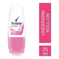 REXONA POWDER DRY UNDERARM ROLL ON WOMEN DEO 25.00 ML