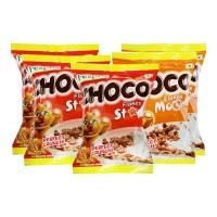 FESPRO CHOCO FLAKES STARS+MOONS 130.00 GM PACKET