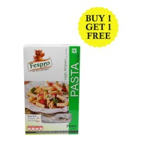 FESPRO HIGH PROTEIN PASTA PENNE 340 GM BUY 1 GET 1 FREE