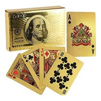 GOLDEN PLAYING CARDS 1.00 NO