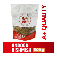 ONDOOR KISHMISH PACKED 500.00 GM