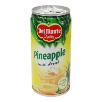 DEL MONTE PINEAPPLE FRUIT DRINK 240 ML BUY 1 GET 1 FREE 1.00 NO