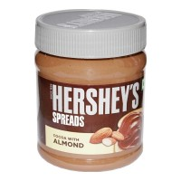 HERSHEYS COCOA WITH ALMOND SPREADS 350 GM
