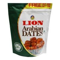 LION ARABIAN DATES 500 GM