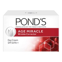PONDS AGE MIRACLE WRINKLE CORRECTOR CREAM SPF18 PA++ 20 GM