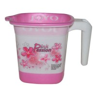 JOYO BATH MUG 1.5 LTR SQUARE PRINTED 1.00 NO