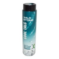 WILD STONE ACTIVE SILVER COOL TALC 300.00 GM