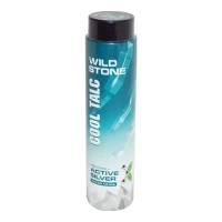 WILD STONE ACTIVE SILVER COOL TALC 100.00 GM