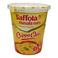 SAFFOLA MASALA OATS CLASSIC CUPPA 39.00 GM CUP