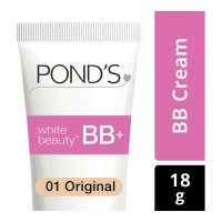 PONDS WHITE BEAUTY BB+ 01 ORIGINAL CREAM 18.00 GM BOX