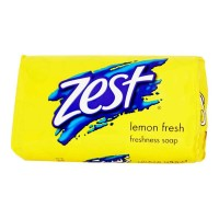ZEST LEMON FRESH SOAP 175.00 GM PACKET