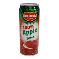 DEL MONTE APPLE JUICE 240 ML BUY 1 GET 1 FREE
