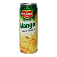 DEL MONTE MANGO FRUIT DRINK 240 ML BUY 1 GET 1 FREE 1.00 NO