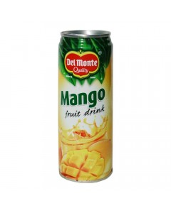 ONDOOR DEL MONTE MANGO FRUIT DRINK 240 ML BUY 1 GET 1 FREE 1.00 NO