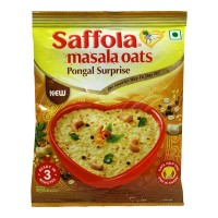 SAFFOLA MASALA OATS PONGAL SURPRISE 39 GM