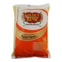 GOLDEN-BANSI KESARI RAWA 500.00 GM PACKET