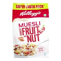 KELLOGGS MUESLI CRUNCHY FRUIT & NUT 750.00 GM PACKET