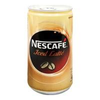 NESCAFE ICED LATTE COFFEE & MILK DRINK 180.00 ML CAN