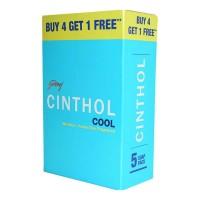 CINTHOL COOL DEO SOAP 4 X BOX