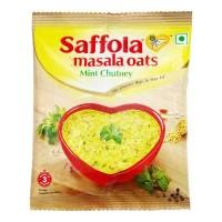 SAFFOLA MASALA OATS MINT CHUTNEY 39.00 GM PACKET