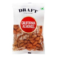 DRAFT CALIFORNIA ALMONDS 500.00 GM PACKET