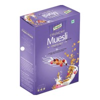 FESPRO MUESLI FRUIT & NUT 180.00 GM BOX