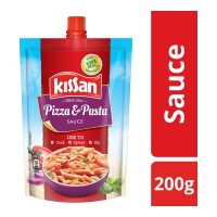 KISSAN PIZZA & PASTA SAUCE 200.00 GM PACKET