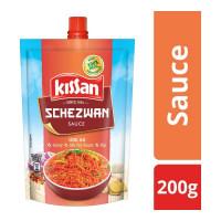 KISSAN SCHEZWAN SAUCE 200.00 GM PACKET