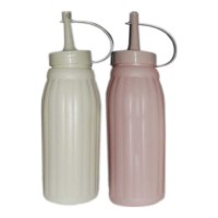 SAUCE BOTTLE 2 PCS 1.00 NO