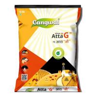 GANGWAL WHEAT ATTA G 10.00 KG PACKET