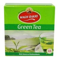 WAGH BAKRI GREEN TEA 100.00 GM BOX