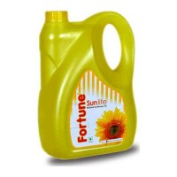FORTUNE SUNFLOWER  OIL 5.00 LTR JAR