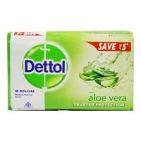 DETTOL ALOE VERA SOAP 100.00 GM