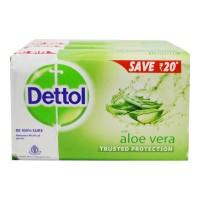 DETTOL ALOE VERA SOAP 3X 100.00 GM