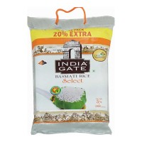 INDIA GATE SELECT RICE 5.00 KG PACKET