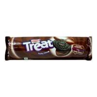 BRITANNIA TREAT FUNKY CHOCO BISCUITS 100 GM BUY 2 GET 1 FREE 1.00 NO