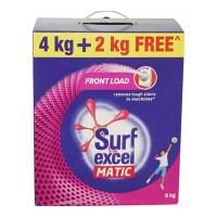 SURF EXCEL MATIC FRONT LOAD DETERGENT POWDER 4.00 KG PACKET
