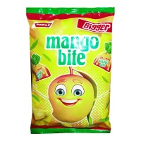PARLE MANGO BITE CANDY 390.00 GM PACKET