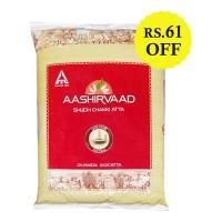 AASHIRVAAD CHAKKI ATTA 10 KG